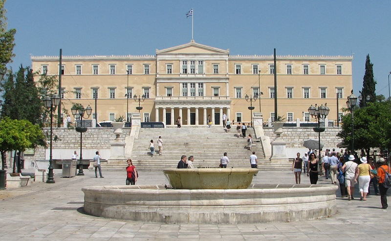 площадь конституции афины