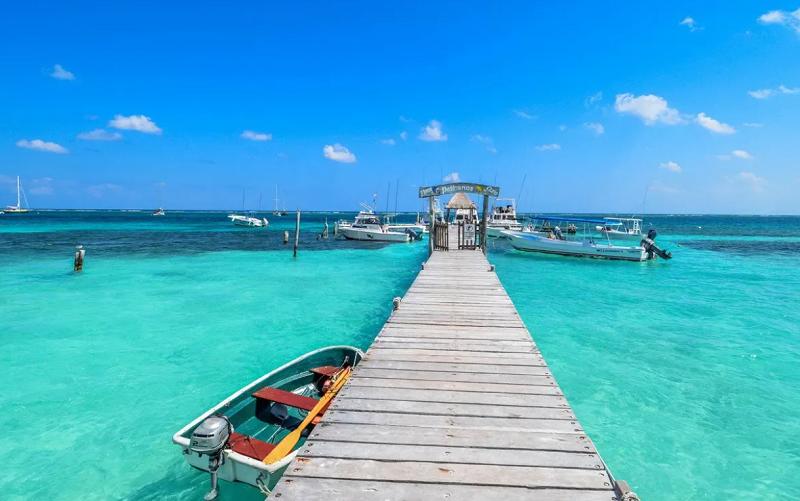 пуэрто-морелос курорт