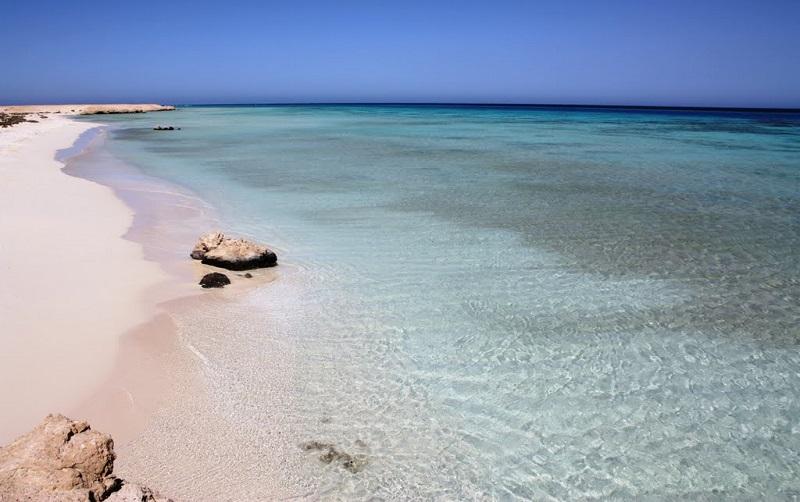 шарм эль лули пляж