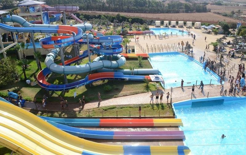 аквапарк тамарис касабланка
