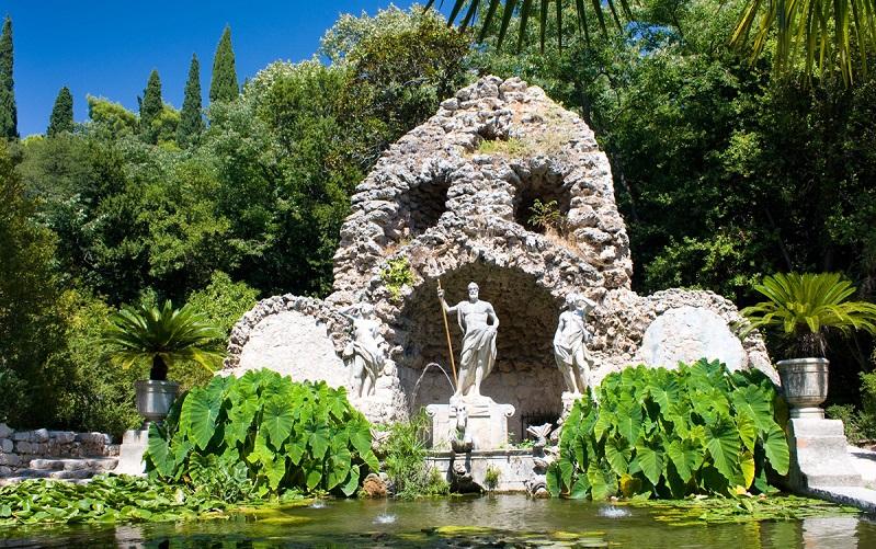 ботанический сад арборетум в поселке трстено