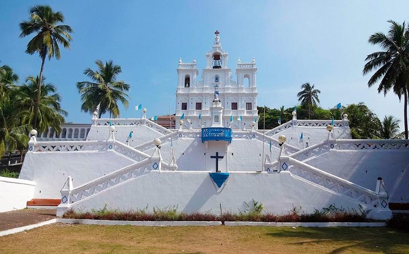 церковь богоматери непорочного зачатия
