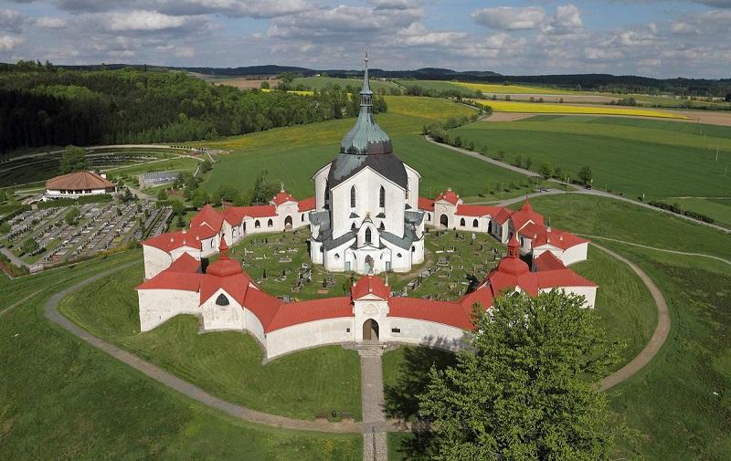 церковь святого иоанна непомука чехия