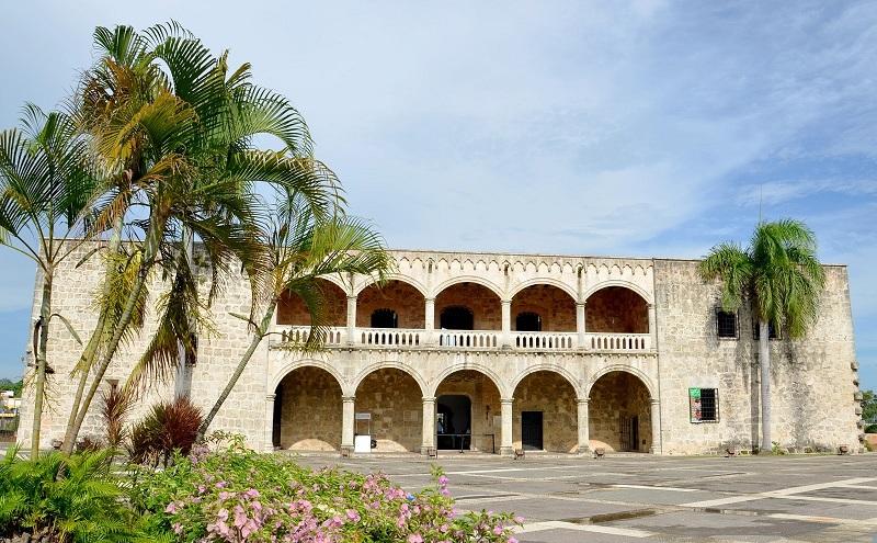 дворец колумба доминикана