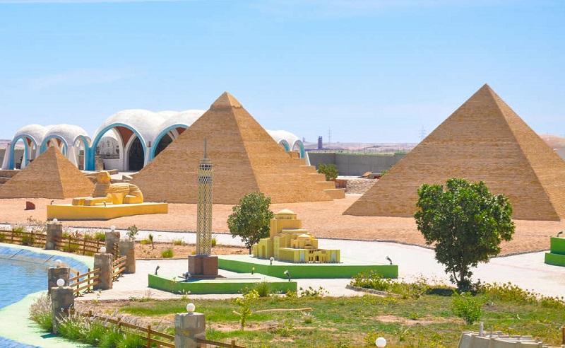 египет в миниатюре хургада