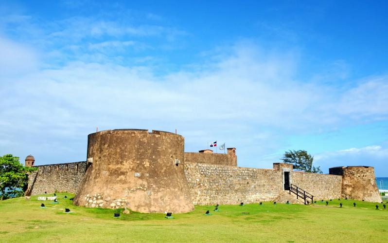 форт сан-фелипе доминикана