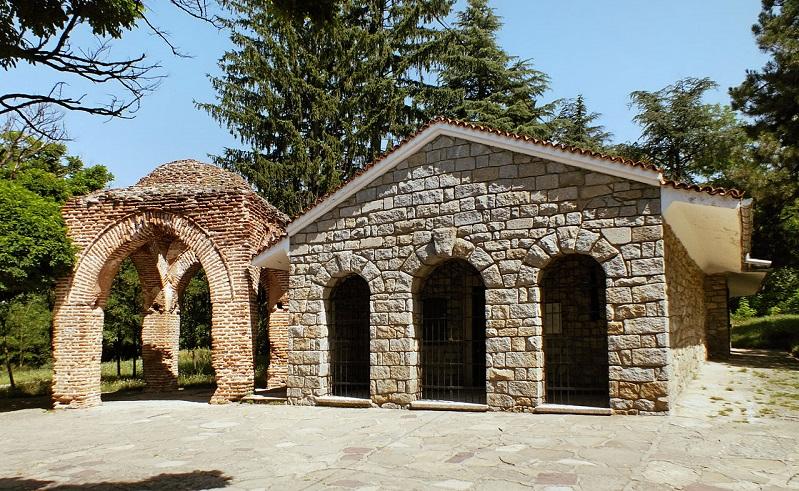 фракийская гробница казанлык
