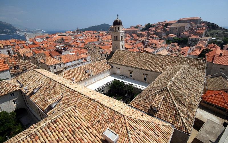 францисканский монастырь дубровник