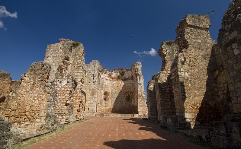 францисканский монастырь санто-доминго