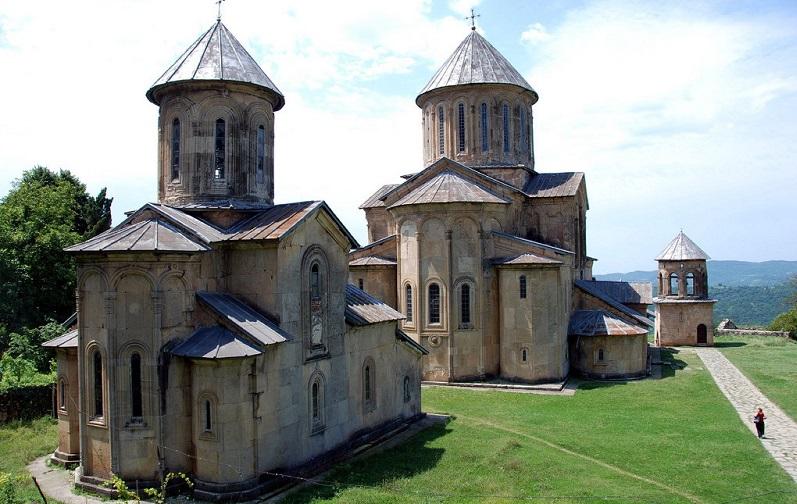 гелатский монастырь кутаиси