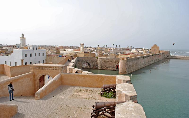 город эль-джадида марокко