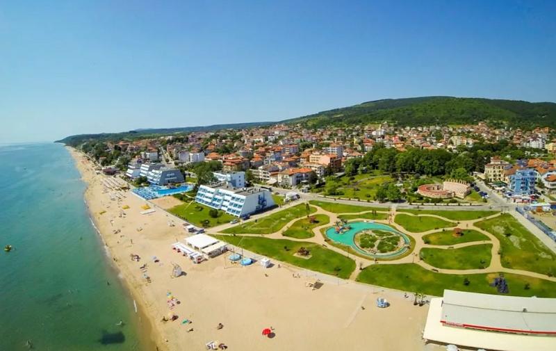 город курорт обзор болгария