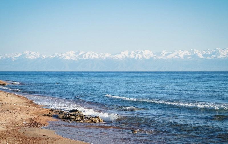иссык-куль озеро