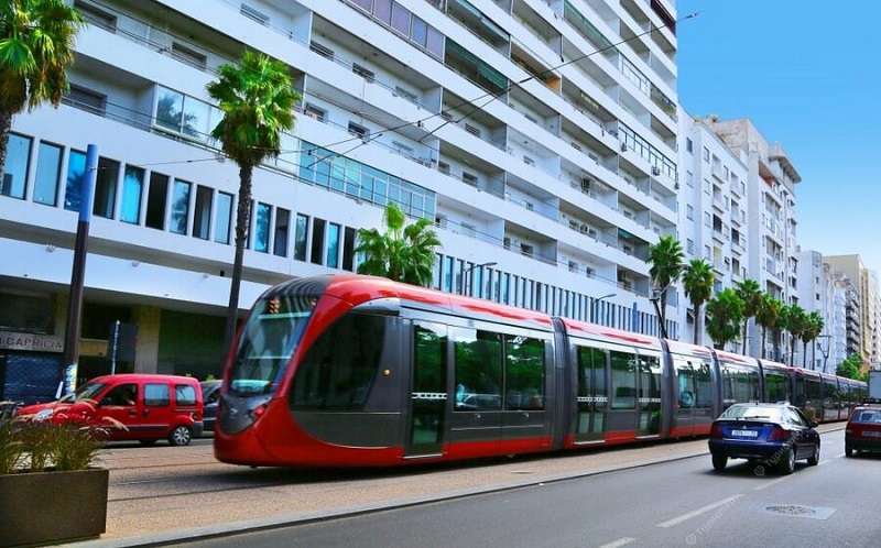 касабланкский трамвай
