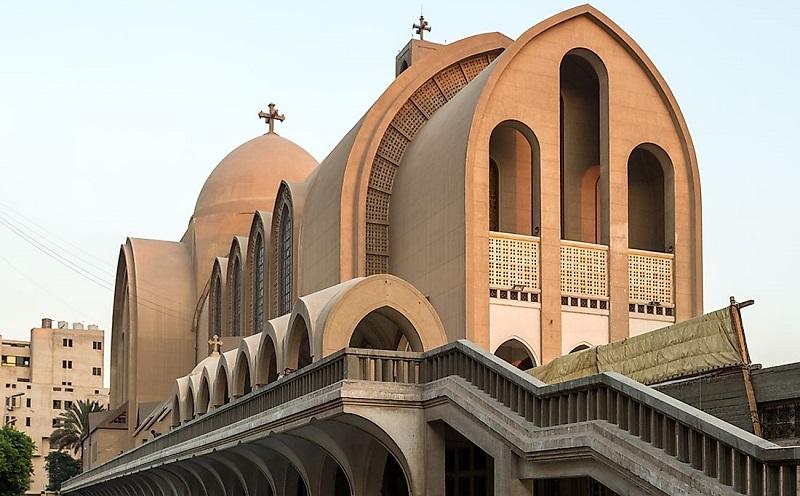 коптский православный собор святого марка