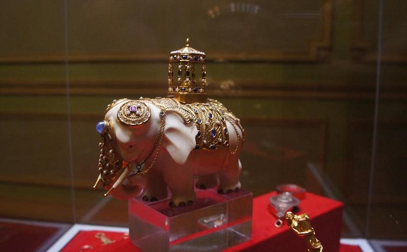 королевский музей ювелирных изделий в александрии