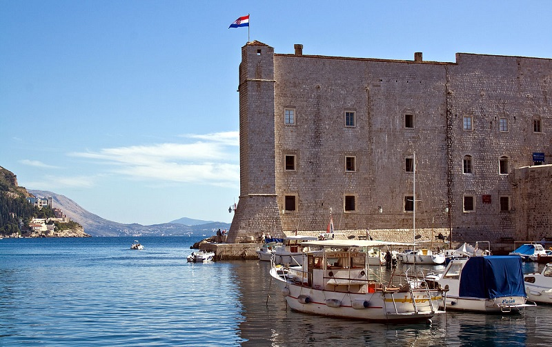 крепость святого иоанна дубровник