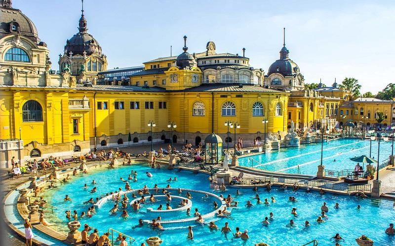 купальня сечени будапешт