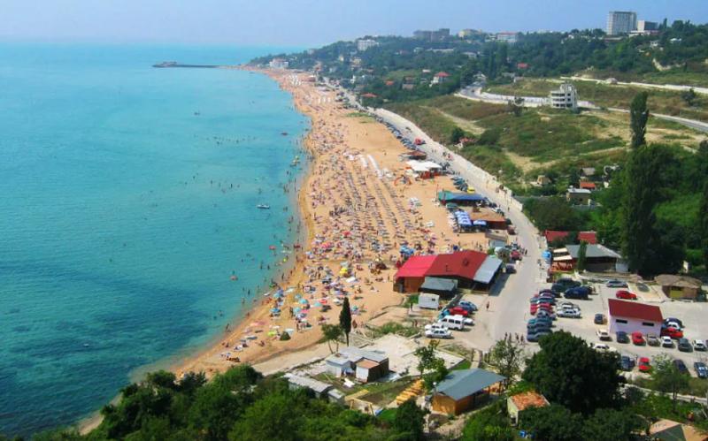 курорт чайка болгария