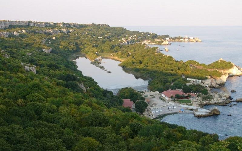 курорт русалка болгария