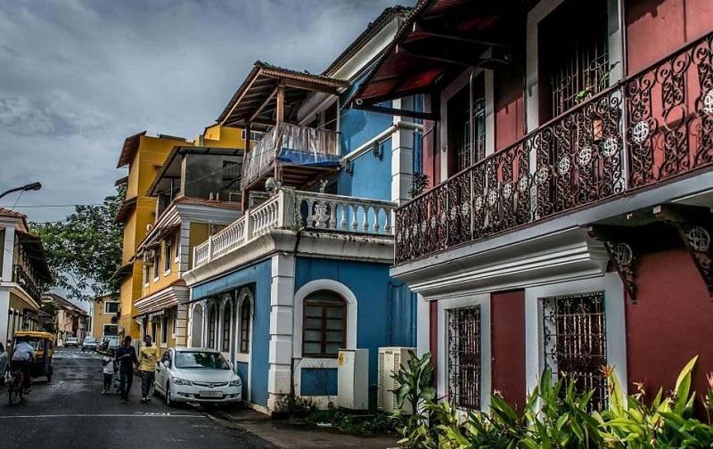 квартал фонтейнес в панаджи