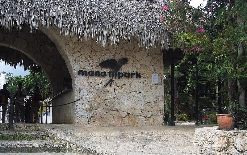 манати парк