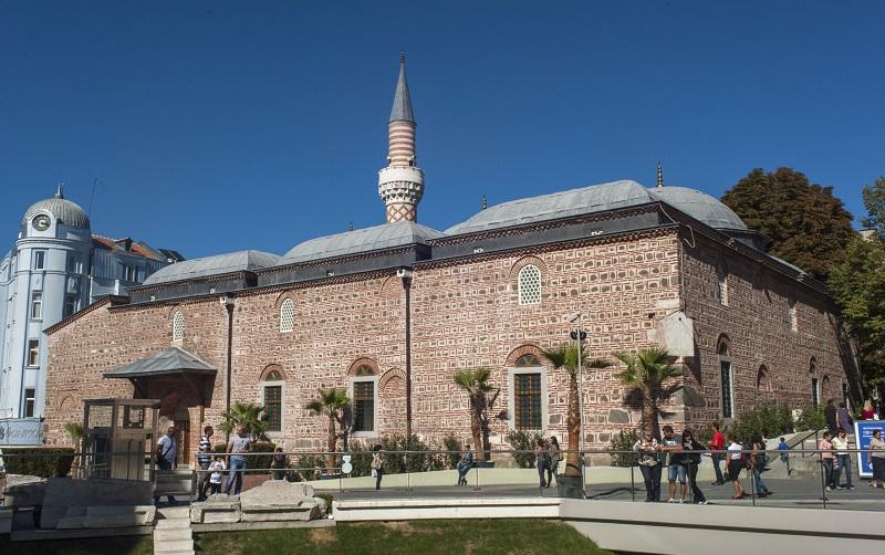 мечеть джумая пловдив