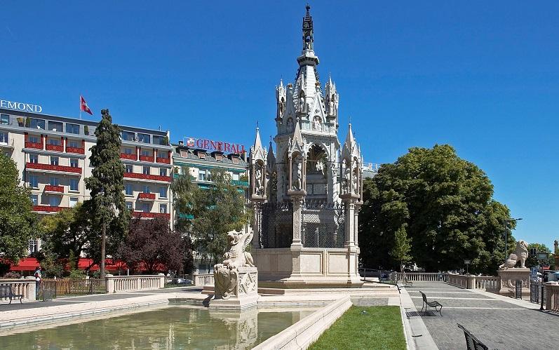 монумент герцога брауншвейгского