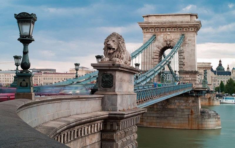 мост сечени в будапеште