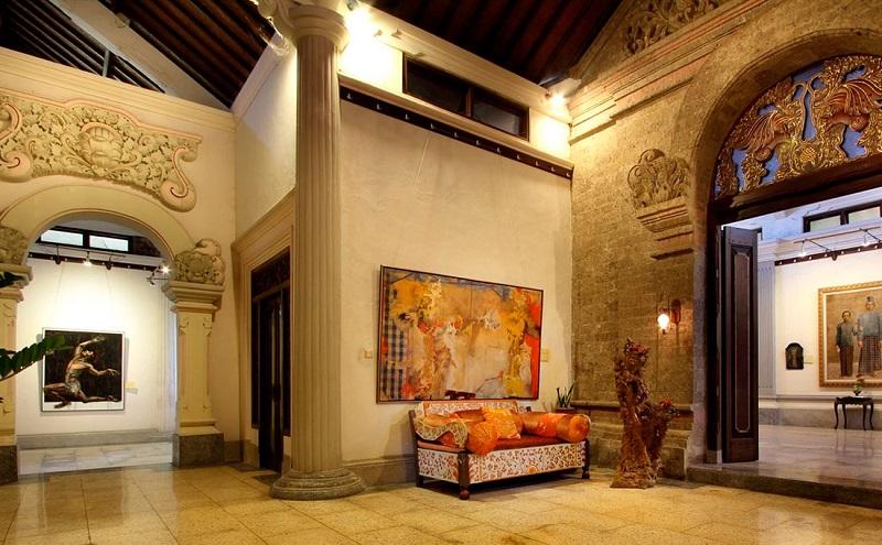 музей искусств агунг раи