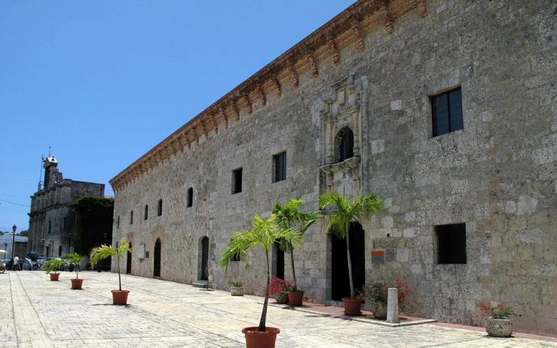 музей королевских дворцов доминикана