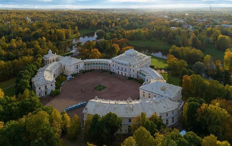 музей-заповедник павловск