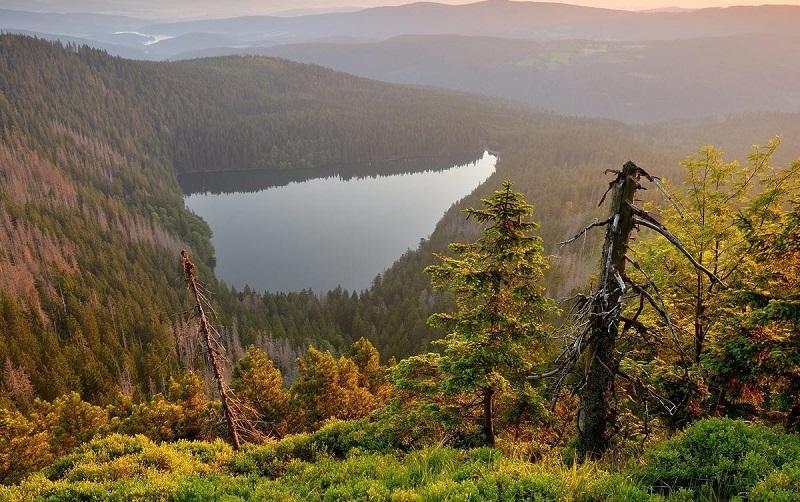 национальный парк шумава