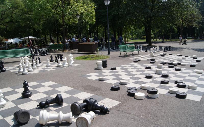 парк бастионов