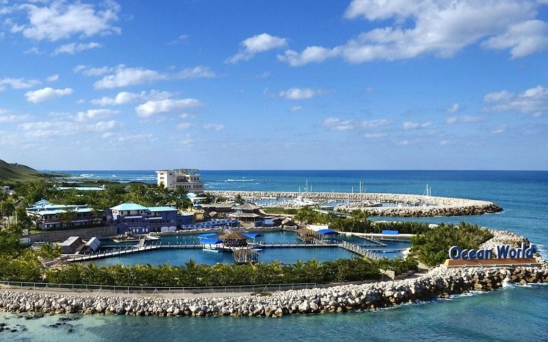 парк развлечений ocean world доминикана