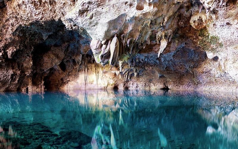 пещеры лос трес охос