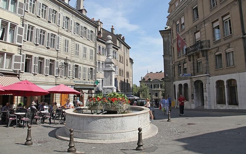 площадь бург-де-фур
