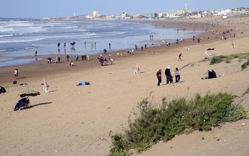 пляж айн диаб касабланка