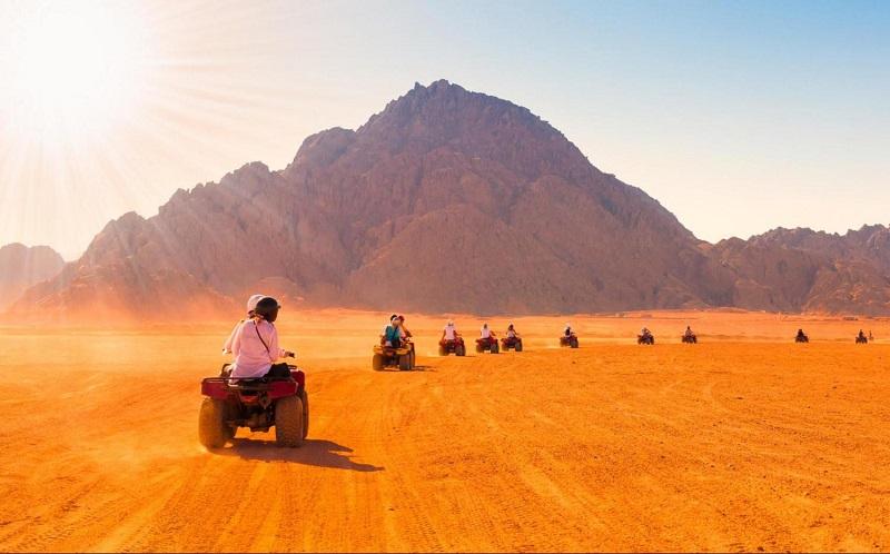 сафари по пустыне хургада