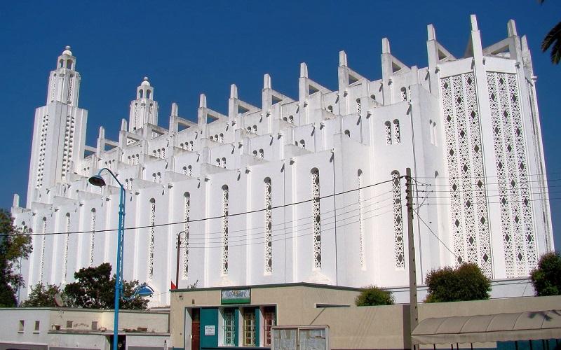 собор сакре-кер касабланка