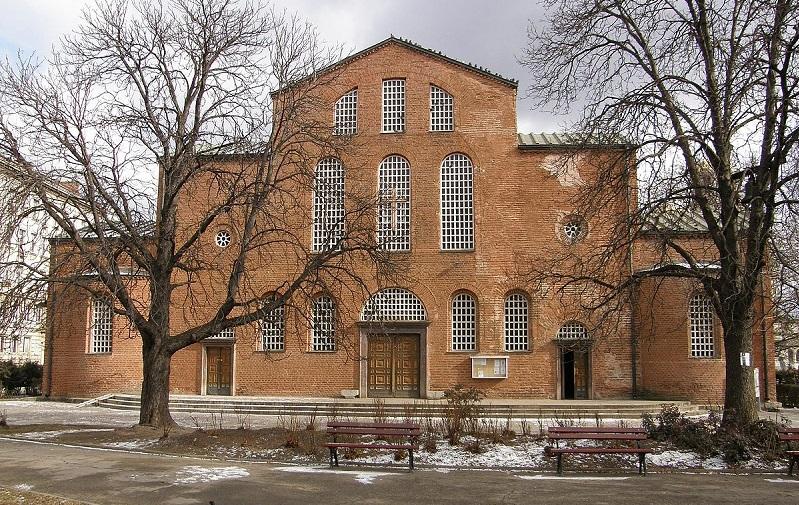 собор святой софии болгария
