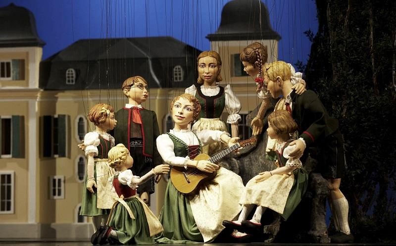 театр марионеток зальцбург