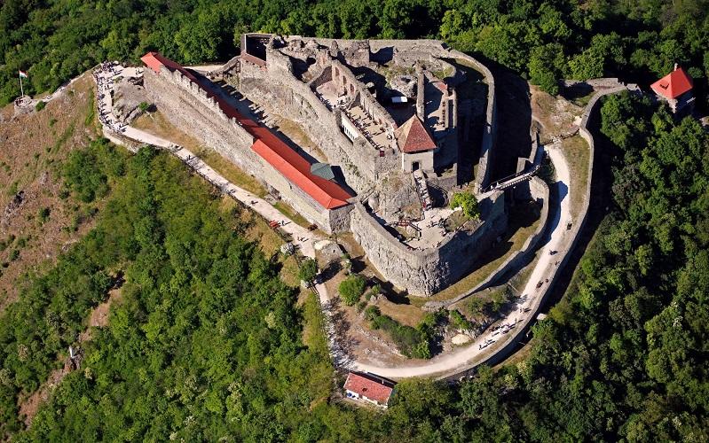 вышеградская крепость венгрия