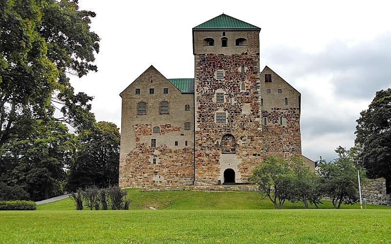 абоский замок турку