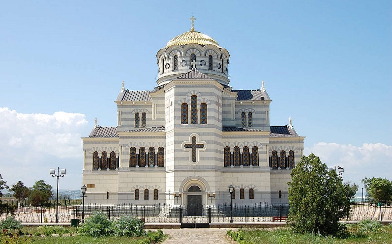 адмиралтейский собор святого владимира