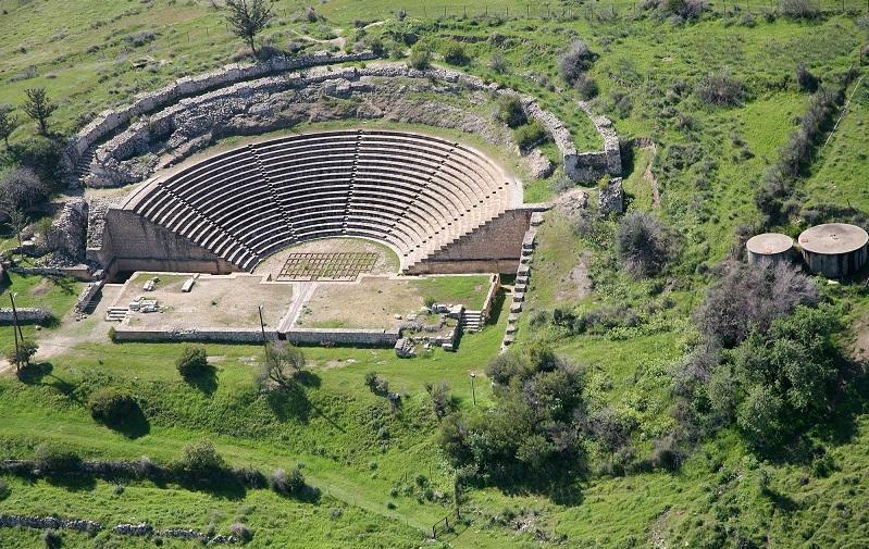 античный город соли