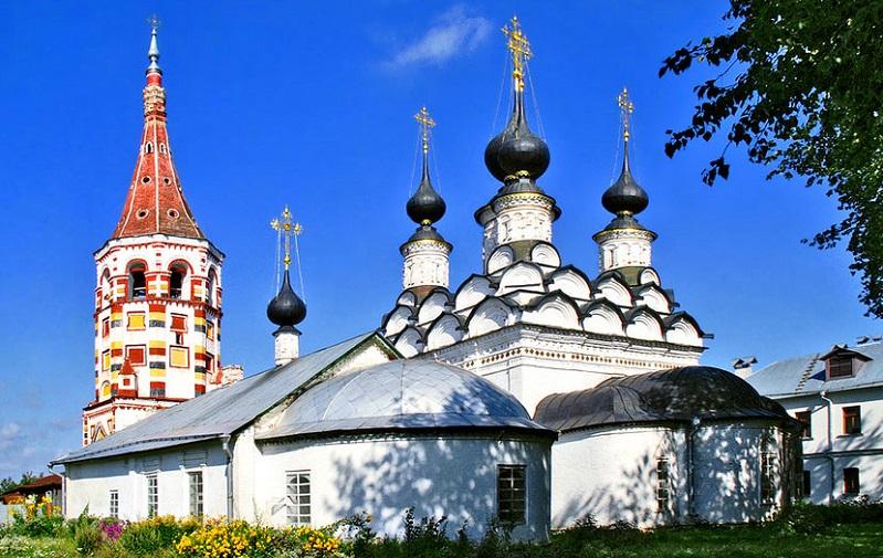 антипиевская церковь суздаль