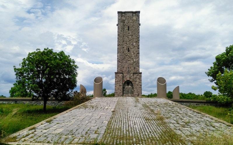 башня газиместан