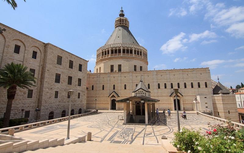 базилика благовещения