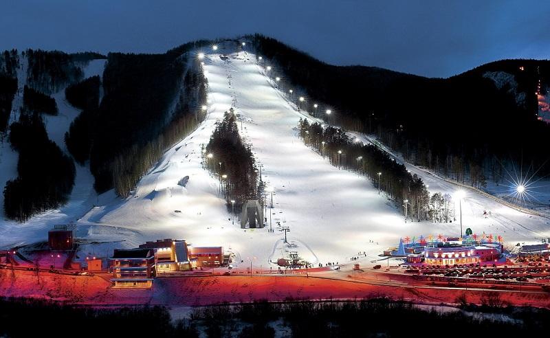 бобровый лог горнолыжный курорт